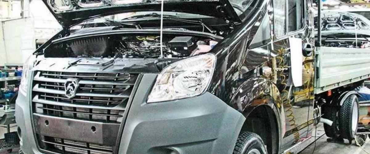 Ремонт автомобилей газель 35 рублей с НДС